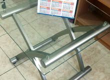 In Excellent condition, very stylish glass top centre table for sale!