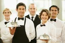 مطلوب موظفين لمطعم... required staff