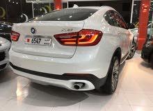 BMW X6 2016 MODEL