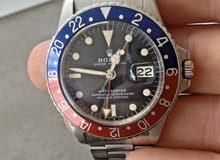 روليكس انتيك GMT ماستر - 1975م