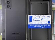 Samsung Galaxy S21 Plus  256 GB 5G Black Used!