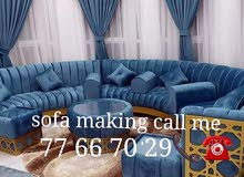 new sofa making call me