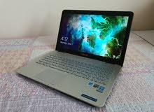 ASUS N551JX Core i7 8GB HDD 1 TB Nvidia GTX 950M
