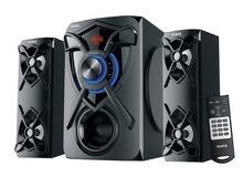 SUBWOOFER ICONZ S2 2.1  مضخم صوت ايكونز