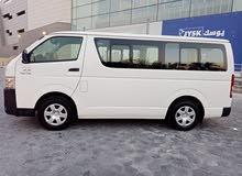 تويوتا هايس للايجار For rent Toyota Hiace and Coaster