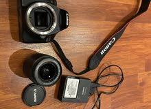 كاميرا D550 كانون
