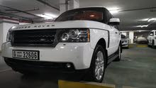neat and clean rang rover
