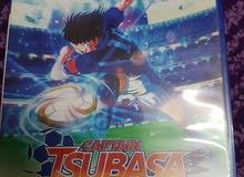 شريط سوني 4 captain tsubasa
