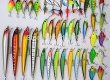 عروض الجملة والتصفية لبيع ادواة الصيد وقطع الغيار