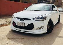 White Hyundai Veloster 2015 for sale