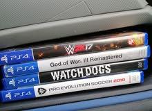 العاب PlayStation 4