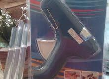 مسدس شمع صنع تايواني ماركة عتمان  وشمع بالكيلو