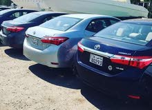 Toyota corolla2015 & Yaris2016 monthly installments 10% 0FF