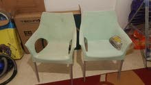 For sale Tables - Chairs - End Tables that's condition is Used - Hawally