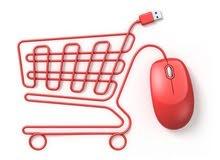 مطلوب شريك في مشروع موقع للتسوق عبر الانترنت