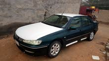 Gasoline Fuel/Power   Peugeot 406 2001