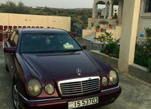 Used Mercedes Benz E 200 in Irbid