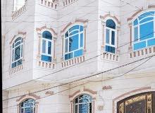 عمارة 6 شقق في الاصبحي ايجار الشقة من 100 الف.