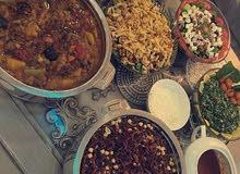 أم فهد الأكلات الشعبية السعودية والمصرية
