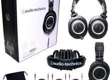 سماعات audio technicah m50x