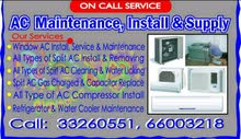 Air conditionin repair and service