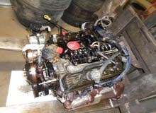 محرك شيفروليه تاهو 1998 5.7 بيله مكسوره بدون مغذيات مش مفتوح