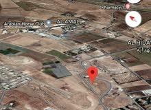 ارض على طريق المطار للبيع خلف نادي الجواد العربي منطقة ام الكندم  ضمن مشروع المهندسين