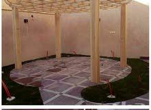 الواجهة المثالية لأعمال الديكور والابواب الخشبية