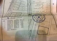 ارض كورنر للبيع ولايه نخل منطقه حبرا مربع رقم ( 4 )