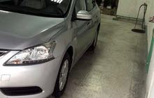 Nissan Sentra 2013 For sale - Silver color