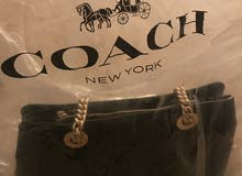 New Authentic Coach Bag for Sale