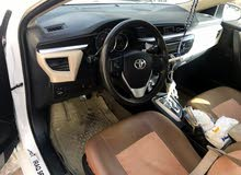 Toyota Corolla car for sale 2014 in Najaf city