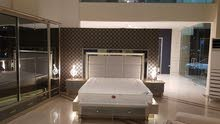 غرفة نوم بتصميم راقي وانيق