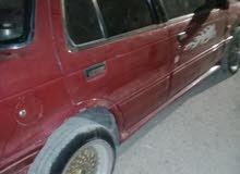 Gasoline Fuel/Power   Mitsubishi Lancer 1992