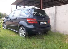 Mercedes Benz B Class 2007 For sale - Green color