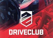 أسطوانة drive club ps4