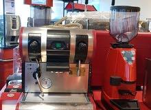 مكنات عالية الجودة ، صناعة إيطالية ، جديدة ، للبيع .