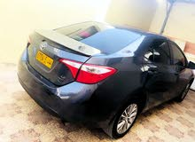 Blue Toyota Corolla 2014 for sale