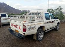 Manual Toyota 2001 for sale - Used - Saham city