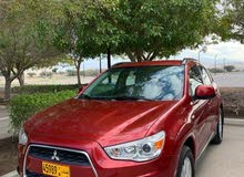 Mitsubishi ASX 2013 For sale - Red color