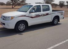 Gasoline Fuel/Power   Toyota Hilux 2007