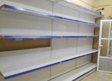 3رفوف مال محلات تجارية الحجم الكبير للبيع جديدة غير مستخدمة