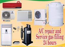 a/c repair and service