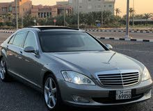 Used condition Mercedes Benz S 320 2006 with  km mileage