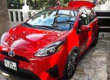1 - 9,999 km Toyota Prius C 2018 for sale
