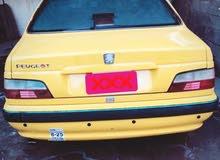 بيجو بارص 2015 سياره جديده ومكفوله ماشيه 100 الف للاتصال 07711314075