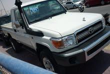 Manual Used Toyota Land Cruiser Pickup