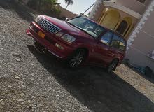 Lexus LX 2000 For sale - Red color