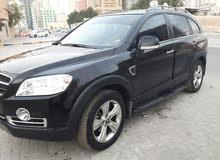 Black Chevrolet Captiva 2008 for sale