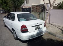 Manual White Daewoo 2000 for sale